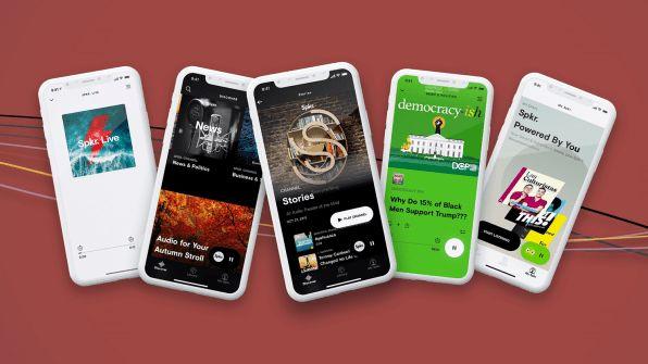 Short-Form Audio Platforms