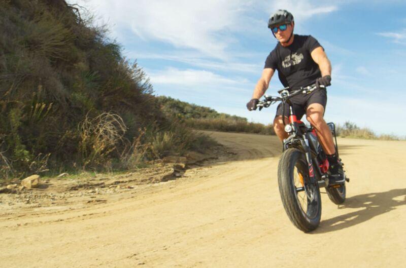 Sturdy Electric Fat Bikes