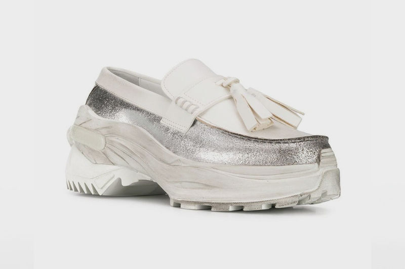 Luxe Hybrid Loafer Sneakers