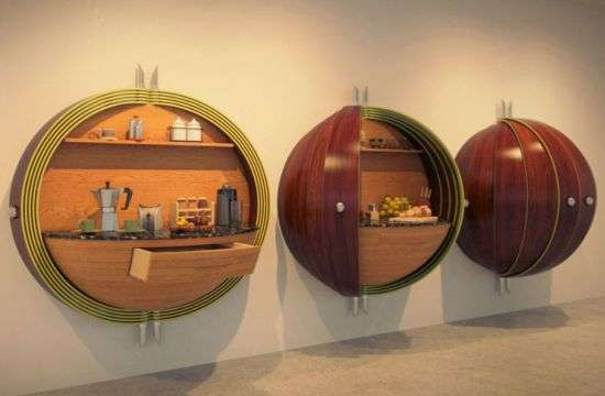 Kitchen Space Pods
