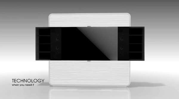 Multimedia System Concealers