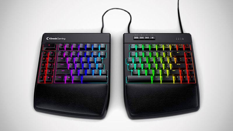 Ergonomic eSports Keyboards