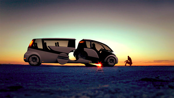 Subcompact Expandable Campers