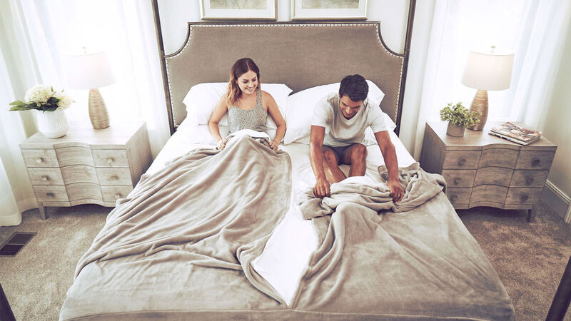 Couple-Friendly Bed Sheets