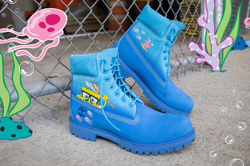 Collaborative Cartoon Boots