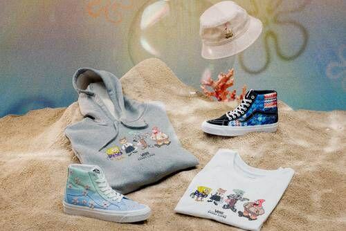 Cartoon Vibrant Sneaker Packs