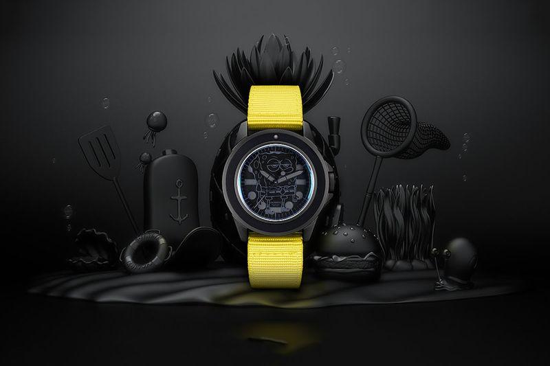 Celebratory Cartoon Timepieces