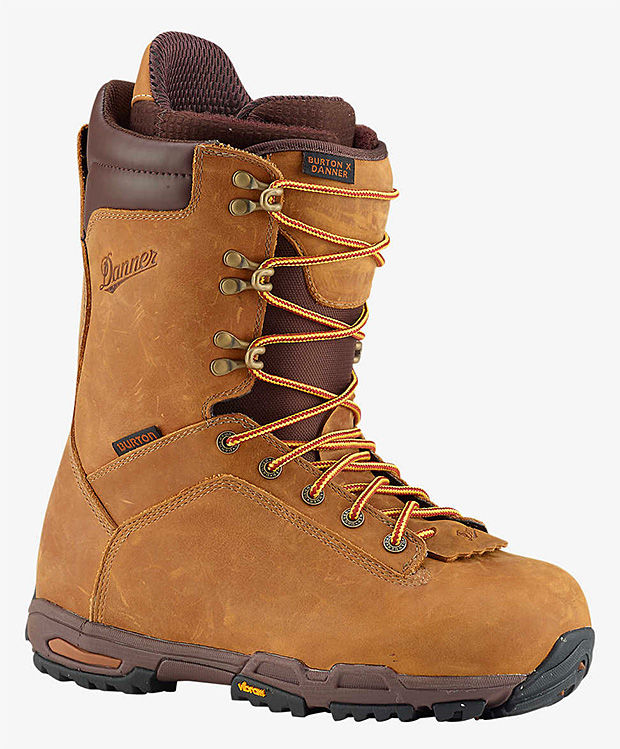 Stylish Winter Sport Boots