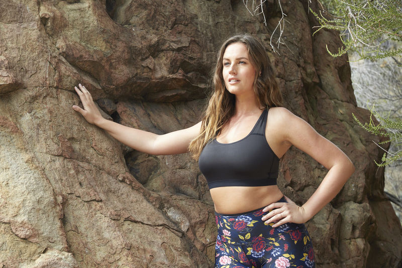 Antimicrobial Activewear Bras