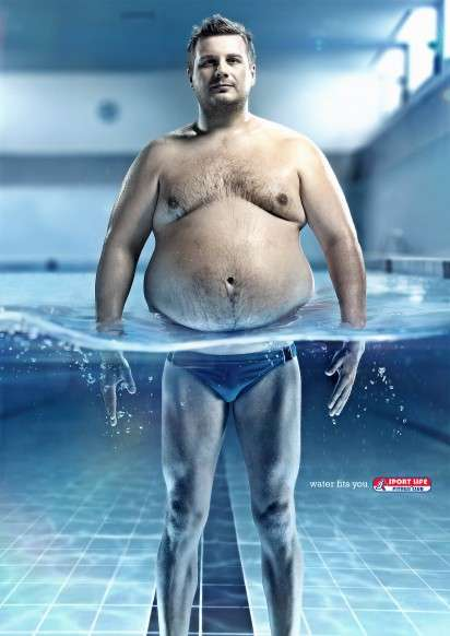 Aquatic Exercising Ads