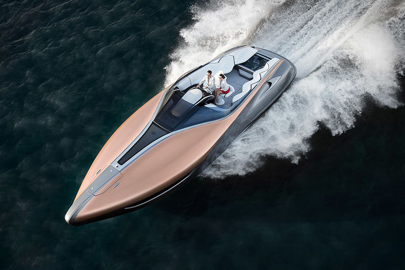 Luxury Car Brand Yachts