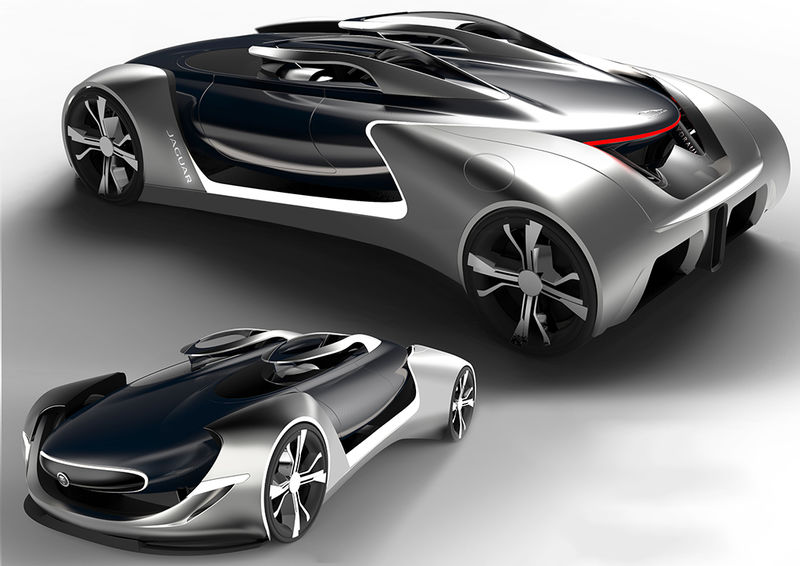 Centrifugal Concept Cars : Sports Car Design