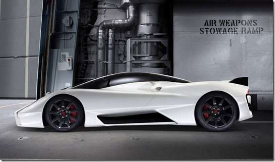 Sporty Sleek Speedsters Sports Car Exotic Environmental