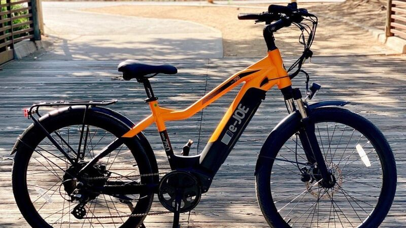 High-Power Commuter eBikes