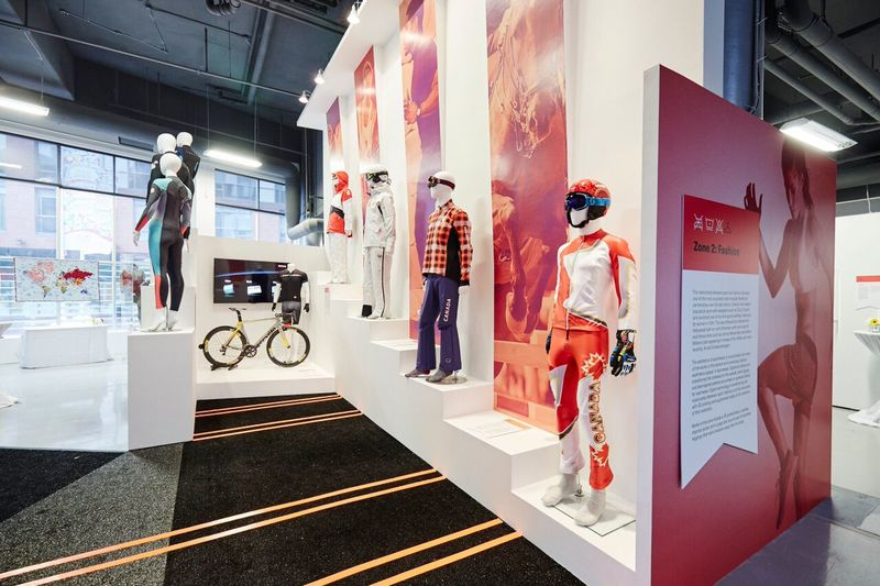 Athletic Design Exhibitions