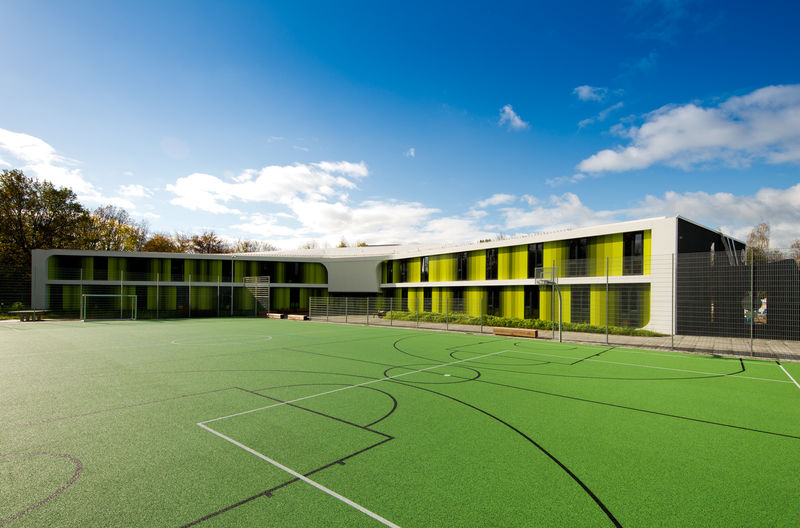 Sporty Youth Hostels