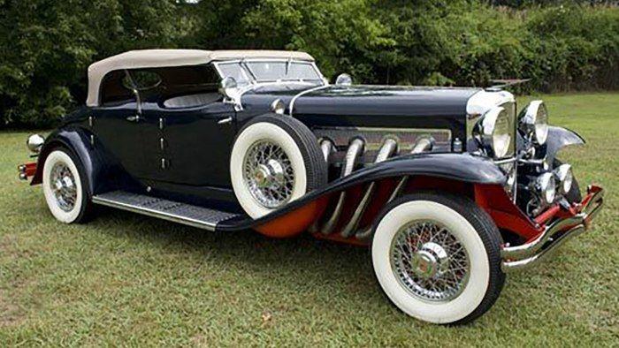 Clasically Inspired Sportscars