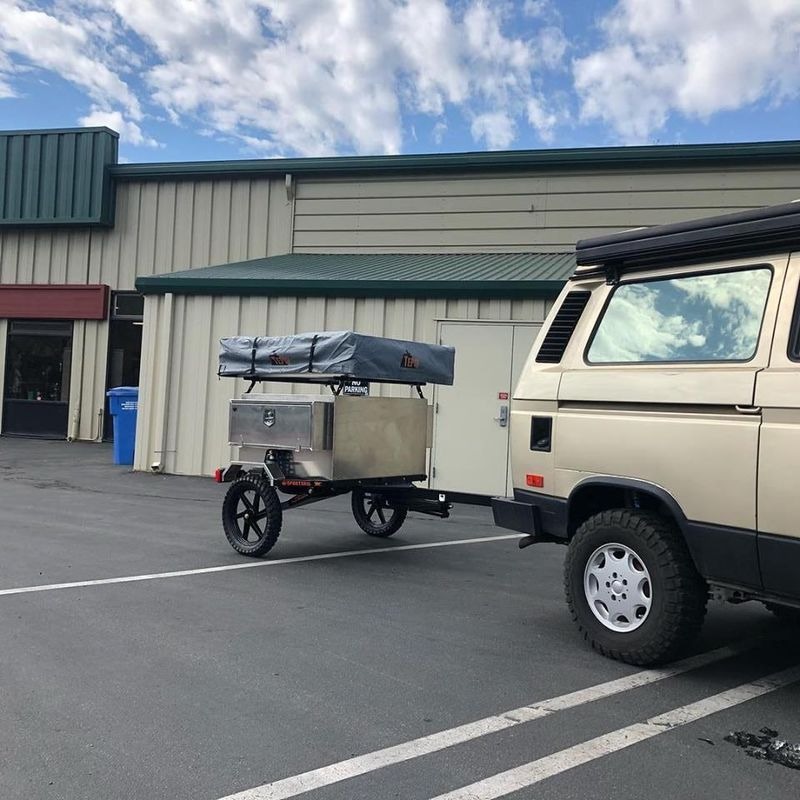 Customizable Camping Trailers
