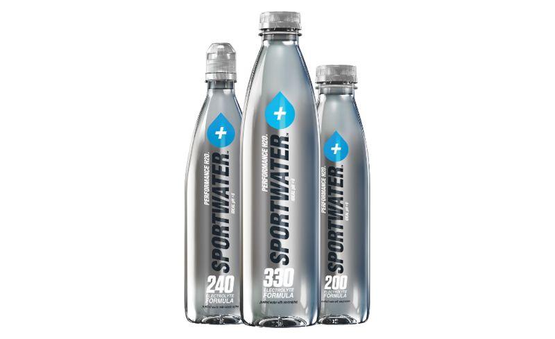 Hydration-Optimizing Bottled Waters