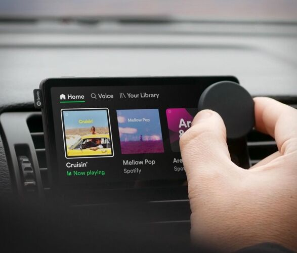 Dedicated Car Streaming Devices