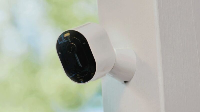 Spotlight Security Cameras