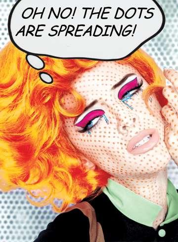Spotty Beauty Editorials