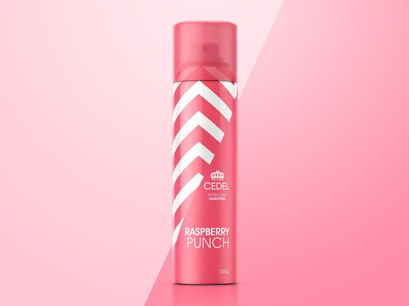 Freshly Scented Hairsprays