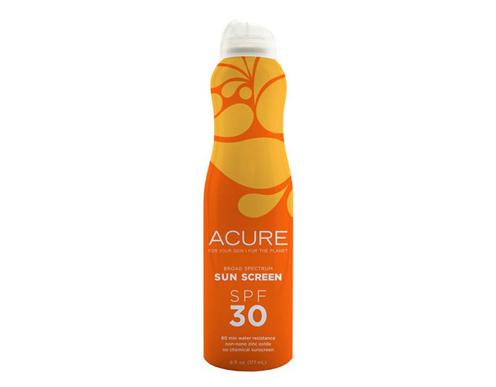 Mineral Spray Sunscreens