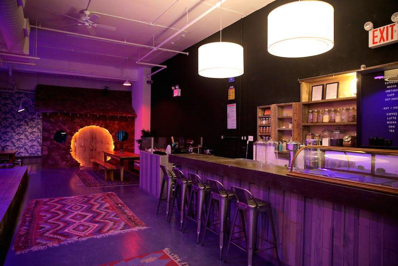 Hybrid Cafe Film Studios