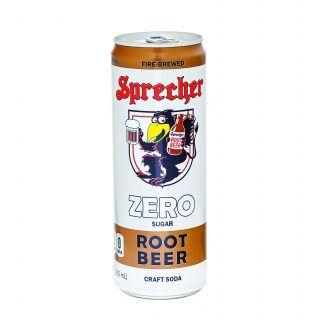 Zero-Sugar Craft Sodas