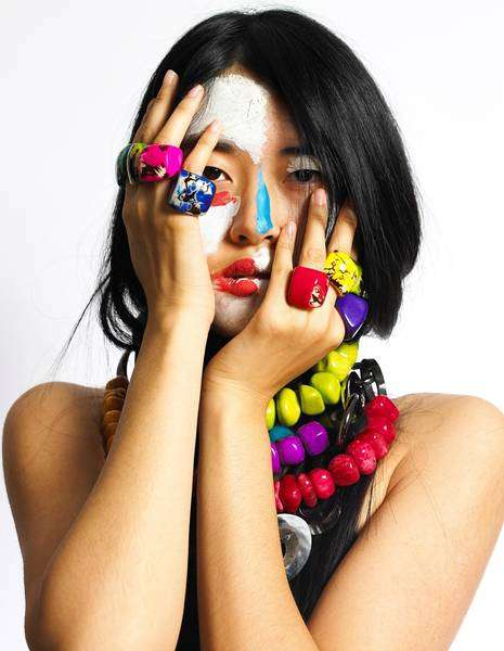 Color-Popping Jewelry