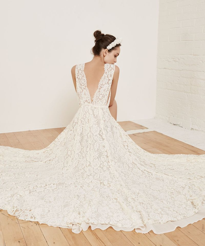 Affordable Eco Bridal Gowns