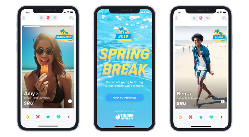 Spring Break Dating Apps