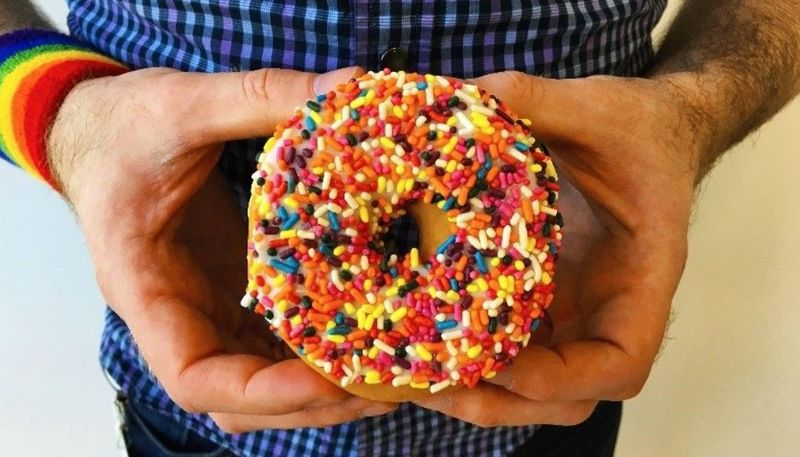 LGBTQ-Celebrating Donuts