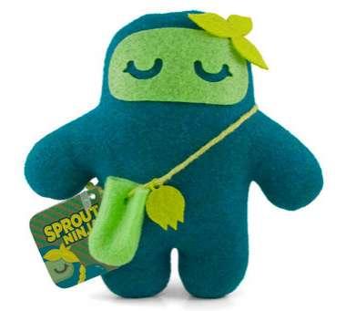 Plushie Ninja Toys