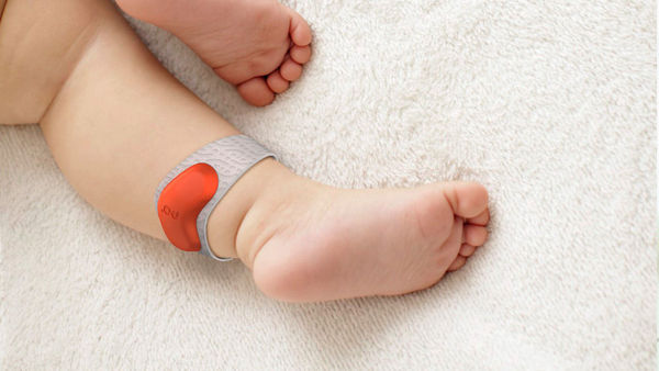 Baby Physiological Trackers