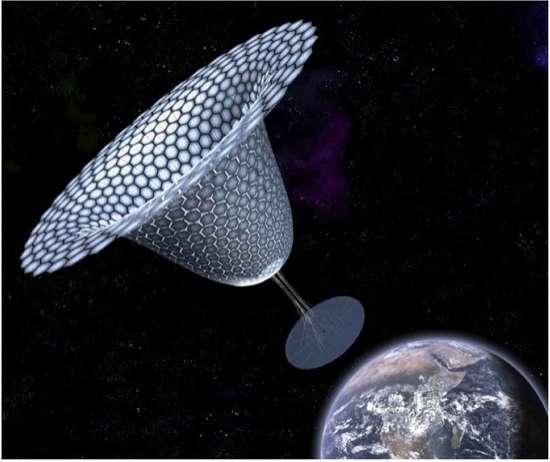 Floral Solar Satellites