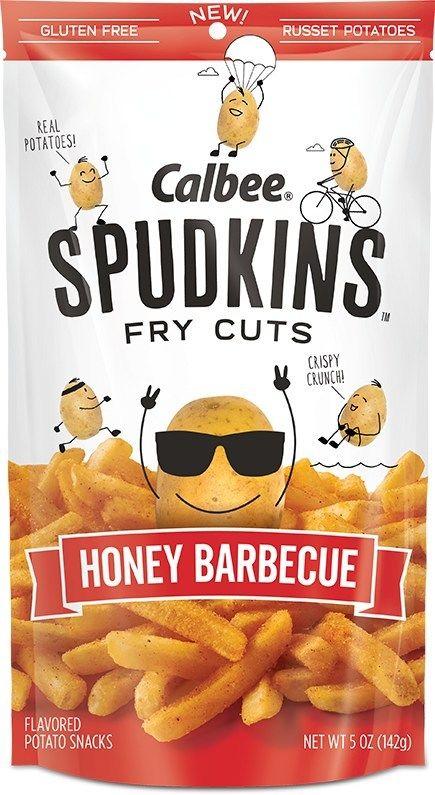 Cross-Culture Potato Snacks