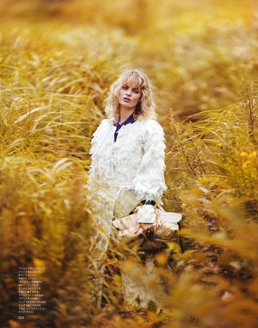 Agricultural Style Editorials