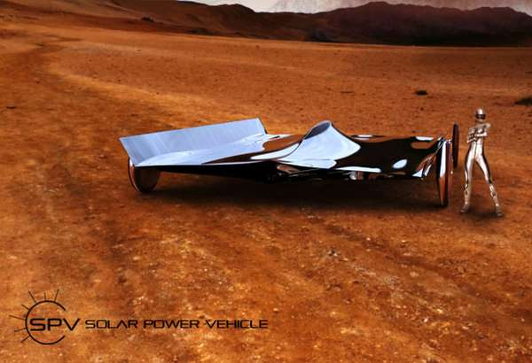 Silver Surfer Solar Cars