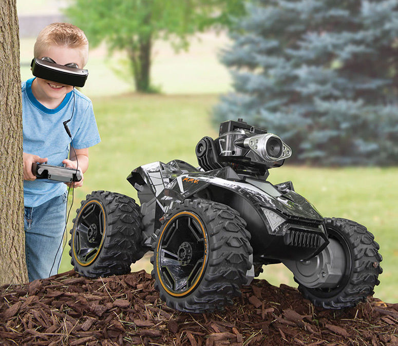Electric Cars For Kids >> VR Remote Control Cars : Spy Rover