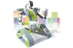 Spyke Robot Unveiled at UK Toy Fair