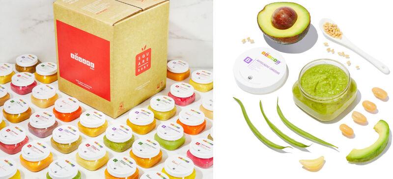 Vegetable-Forward Baby Meals