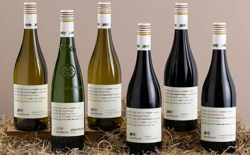 Multi-Country Wine Collections