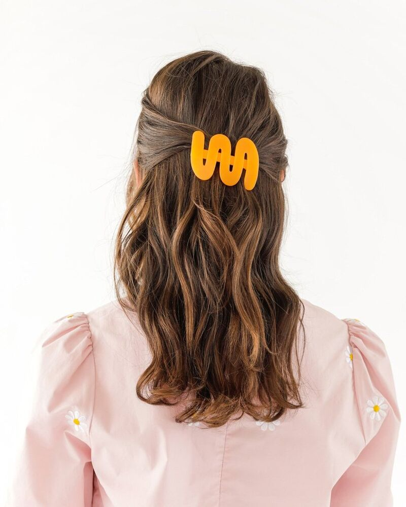 Playfully Bold Hair Accessories