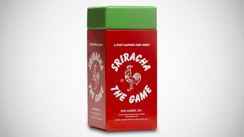 Piquant Condiment Card Games