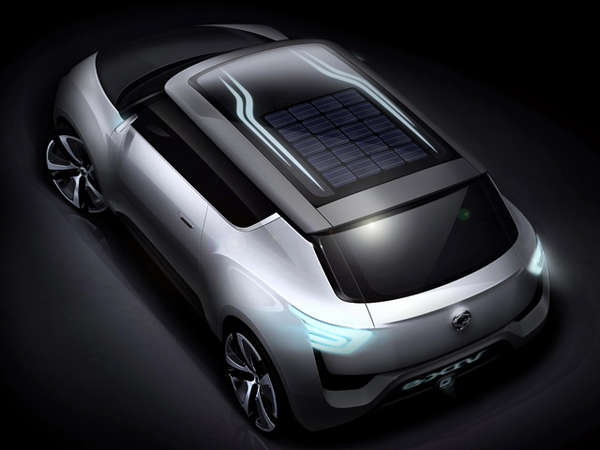 Electric Crossover Cars