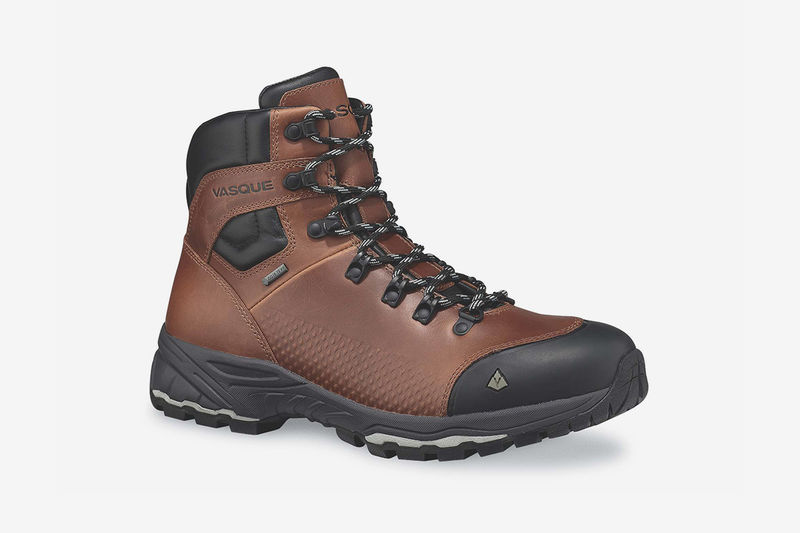 Rugged Flexible Outdoor Boots