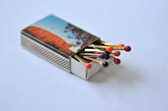Matchstick Jewelry