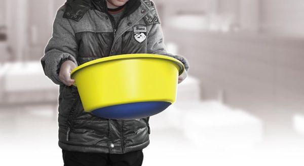 Bulge-Bottomed Bowls